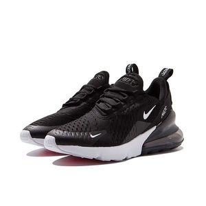 New Nike Black Air Max 270 Shoes